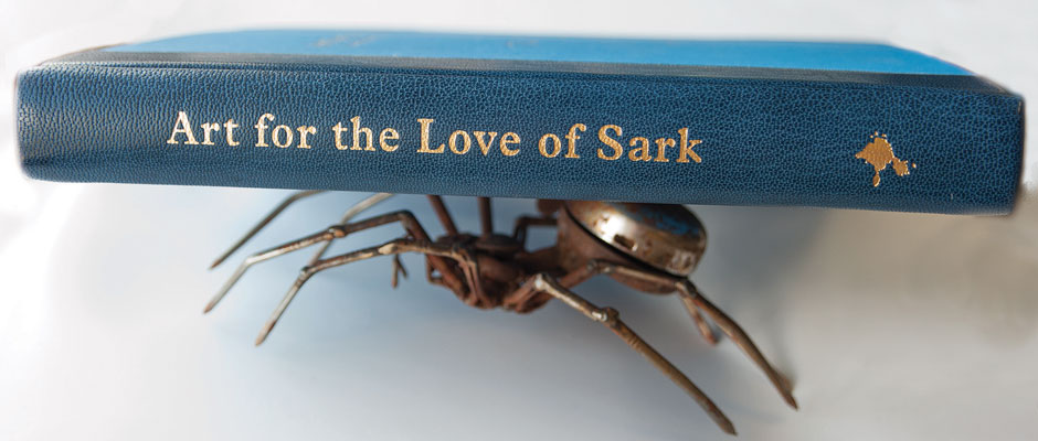 Art for the Love of Sark - Project book